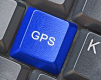Key for GPS Stock Images