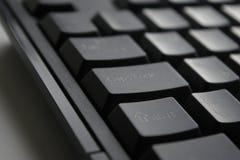 Keyboard keys Royalty Free Stock Images