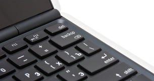 Keyboard Laptop Stock Image