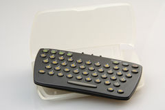 Keyboard for mobile phone. Case. On a white background Royalty Free Stock Photos