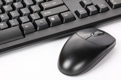 KEYBOARD & MOUSE Stock Images