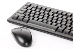 KEYBOARD & MOUSE Royalty Free Stock Photos