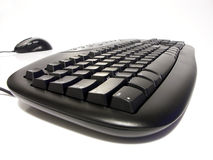 keyboard and mouse Stock Image