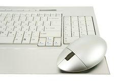 Keyboard mouse Royalty Free Stock Photo