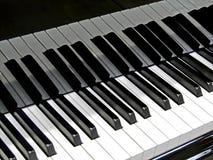 Keyboard Reflection Stock Image