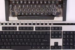 Keyboards Royalty Free Stock Photos
