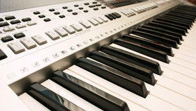 Keyboards Royalty Free Stock Photography