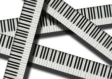 Keyboards Stock Photography