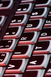 Keybord Virus Stock Photo