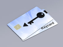 Keycards Stockbilder