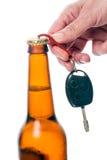 Keychain - консервооткрыватель Стоковые Фотографии RF