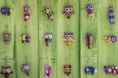 Keychain куклы Стоковое фото RF