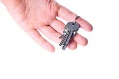 Keychain Immagini Stock Libere da Diritti
