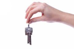 Keychain Immagini Stock
