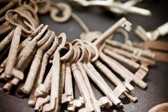 Keychain Στοκ φωτογραφία με δικαίωμα ελεύθερης χρήσης