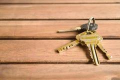 Keychain Stockfoto