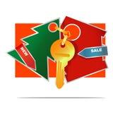 Keychain Stock Foto's