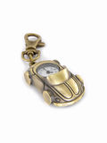 Keychain. Time machine Royalty Free Stock Photography