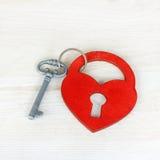 Keychain for Valentine Stock Image