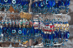 keychains de Mal-oeil Photos stock
