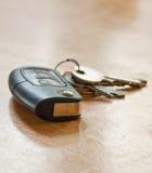 Keyfob do carro Imagens de Stock