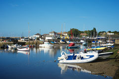 Keyhaven Hampshire UK Stock Image