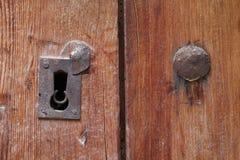 Keyhole, ключ, дверь, замок, замок, отверстие для ключа, отверстие, шкафчик, сватает Стоковые Изображения RF