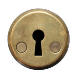 Keyhole. Royalty Free Stock Images