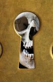 Keyhole. Royalty Free Stock Photography