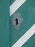 Keyhole royaltyfri fotografi
