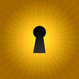 Keyhole Royalty Free Stock Photos