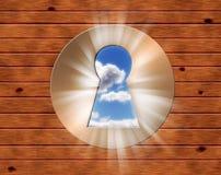 keyhole Стоковые Изображения RF