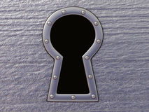 Keyhole Royalty Free Stock Images