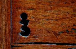 keyhole Royaltyfria Bilder