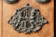 keyhole Royaltyfri Bild