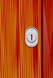 Keyhole Royalty Free Stock Photography