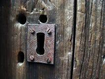 keyhole antique стоковые фотографии rf