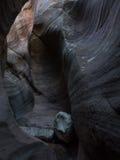 Keyhole Canyon, Zion National Park, Utah Stock Photography