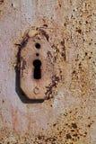 Keyhole close-up Stock Photography