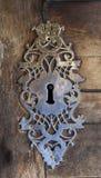 Keyhole dekoracja zdjęcie stock