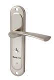 keyhole för dörrhandtag Arkivfoton