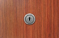 Keyhole (lock) Stock Photo