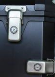 Keyhole security lock Royalty Free Stock Image