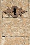 keyhole stary Fotografia Royalty Free