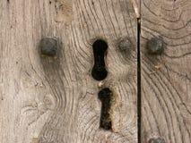 2 keyholes 02 Стоковые Фотографии RF