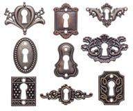 keyholes Стоковые Фотографии RF