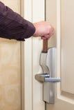 Keyless dörrtillträde Royaltyfri Fotografi