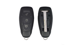 Keyless Key Fob Stock Photos