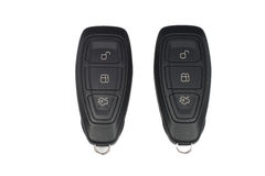 Keyless Key Fob Royalty Free Stock Photo