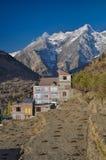 Keylog in Himachal Pradesh Fotografie Stock Libere da Diritti